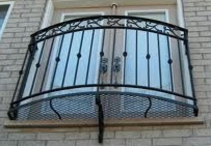 Technos rejas rejillas y mobiliario urbano - Rejas para balcones ...