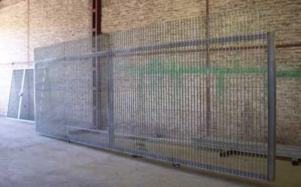 Technos rejas rejillas y mobiliario urbano for Rejas y portones